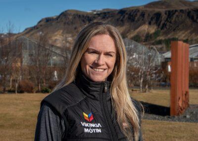 Áslaug Thelma Einarsdóttir - Víkingamótin