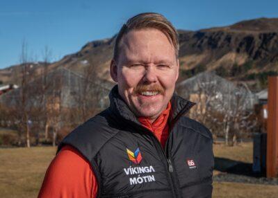 Guðmundur Gunnarsson - Víkingamótin