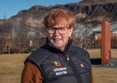 Hrund Baldursdóttir - Víkingamótin