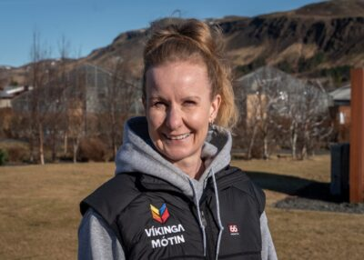 Eva Ólafsdóttir - Víkingamótin